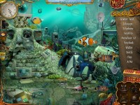 10 Days Under The Sea Game screenshot 1
