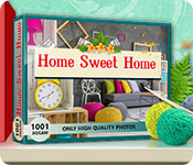 Free 1001 Jigsaw Home Sweet Home Game