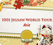 Free 1001 Jigsaw World Tour: Asia Game