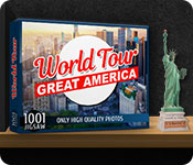 Free 1001 Jigsaw World Tour: Great America Game