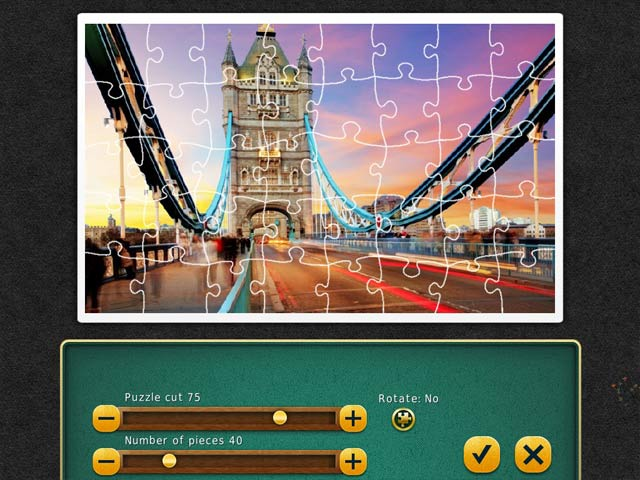 1001 Jigsaw World Tour London Game screenshot 1