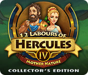Free 12 Labours of Hercules IV: Mother Nature Collector's Edition Game