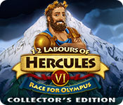 Free 12 Labours of Hercules VI: Race for Olympus Collector's Edition Game