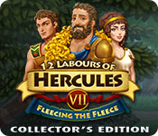 Free 12 Labours of Hercules VII: Fleecing the Fleece Collector's Edition Game