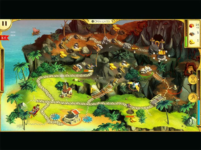 12 Labours of Hercules Game screenshot 3