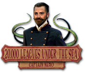 Free 20,000 Leagues Under the Sea: Captain Nemo Game