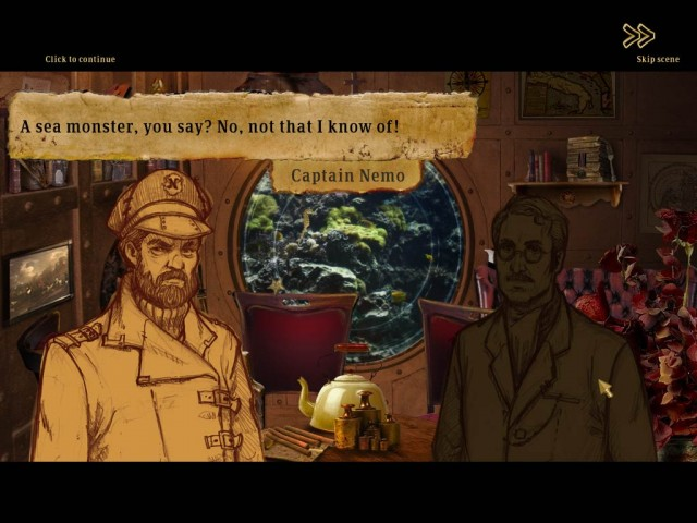 20,000 Leagues Under the Sea Game screenshot 3
