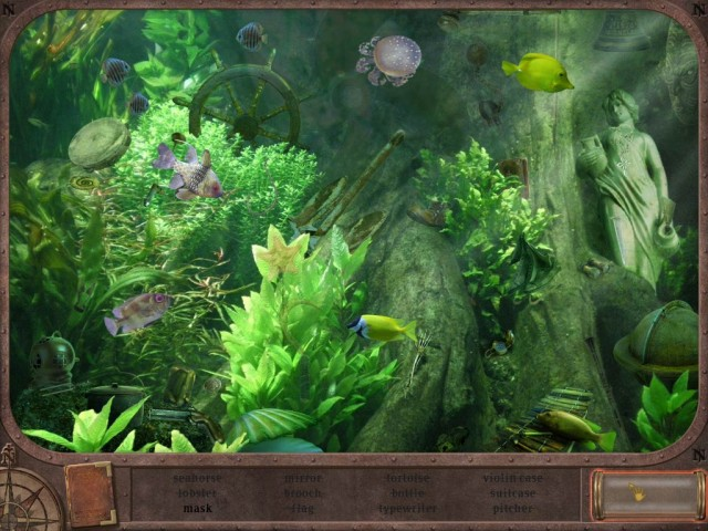 20,000 Leagues Under the Sea Game screenshot 4