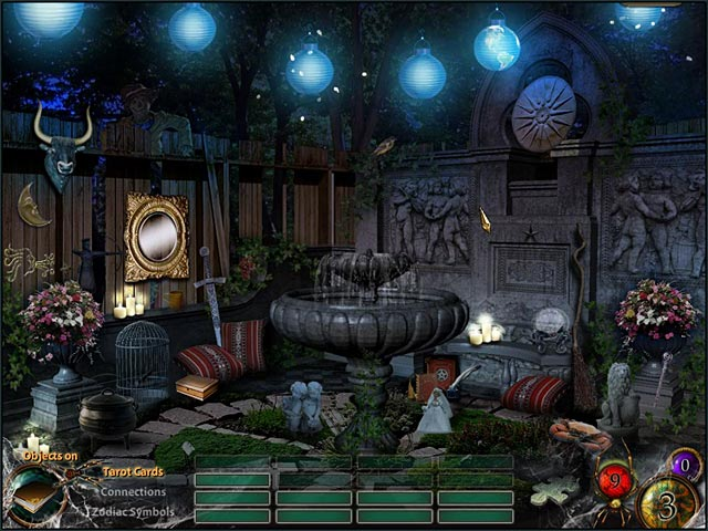 3 Cards to Dead Time Game screenshot 1