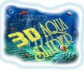 Free 3D Aqua Slider Game
