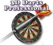 Free 3D Darts Professional Game