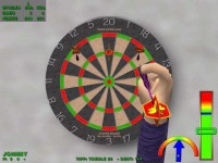 3D Darts Professional Game screenshot 1