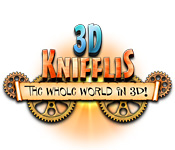 Free 3D Knifflis: The Whole World in 3D! Game