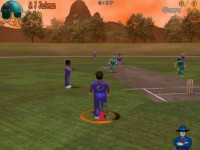 3D Wicket Wackers 2004 Game screenshot 1