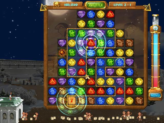 7 Wonders 3: Treasures of Seven Game screenshot 4