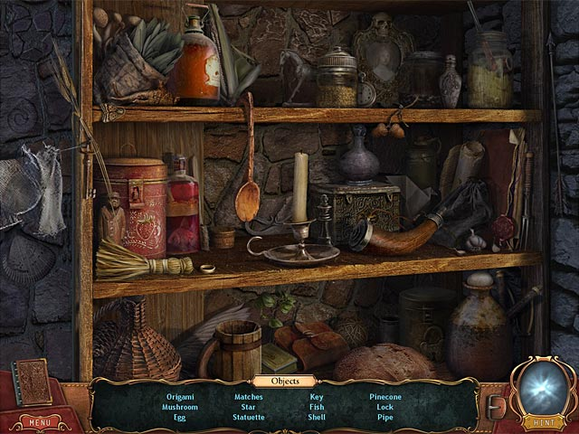 A Wizard's Curse Game screenshot 1