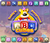 Free ABC Cubes: Teddy's Playground Game