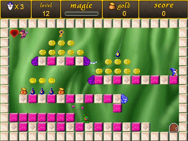 Abracadabra Game screenshot 1
