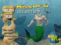 Absurd Atlantis Deluxe Game screenshot 1