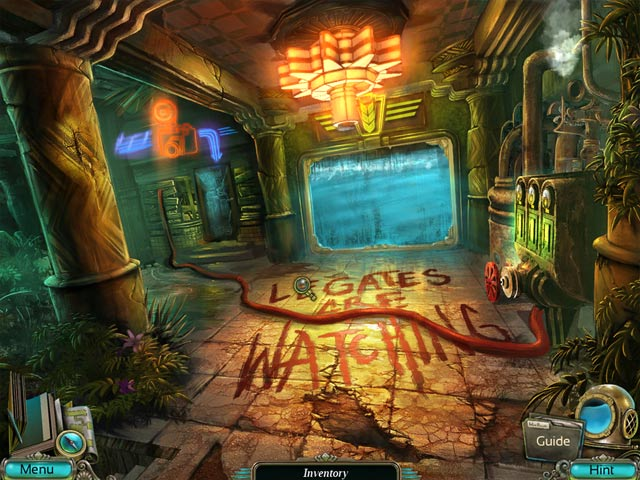 Abyss: The Wraiths of Eden Game screenshot 2