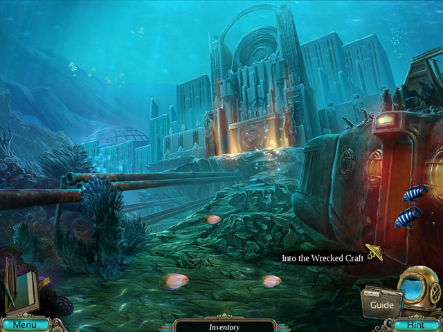 Abyss: The Wraiths of Eden Game screenshot 3