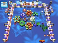 Action Ball Deluxe Game screenshot 2