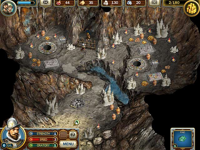 Adelantado Trilogy: Book One Game screenshot 2