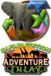 Free Adventure Inlay: Safari Edition Game