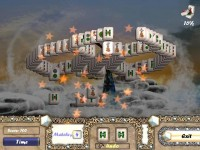 Aerial Mahjong Game screenshot 1