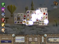 Aerial Mahjong Game screenshot 2