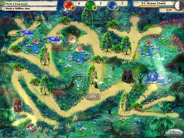 Aerie: Spirit of the Forest Game screenshot 3