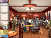 Agatha Christie: Death on the Nile Game screenshot 1