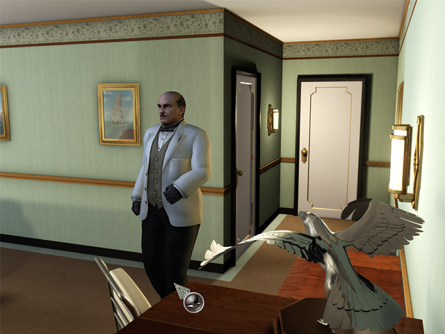 Agatha Christie: Evil Under the Sun Game screenshot 3