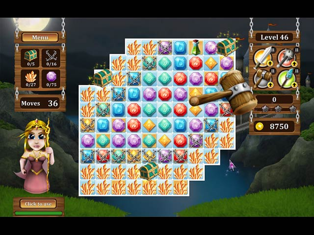 Age of Heroes: The Beginning Game screenshot 1