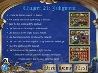 Age of Oracles: Tara's Journey Strategy Guide Game screenshot 3