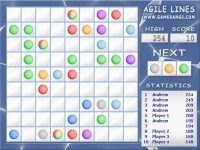 Agile Lines Game screenshot 1