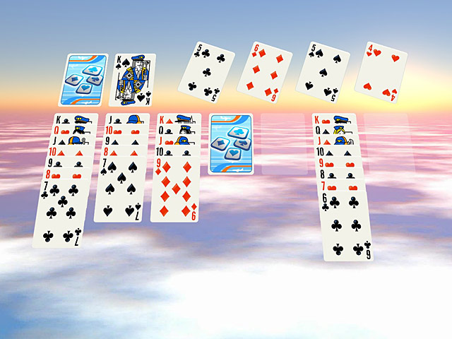 Air Solitaire Game screenshot 3