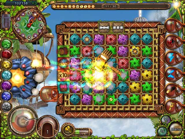 Akhra: The Treasures Game screenshot 1