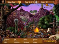 Al Emmo's Postcards from Anozira game screenshot 1