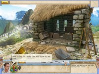 Alabama Smith in the Quest of Fate Game screenshot 2
