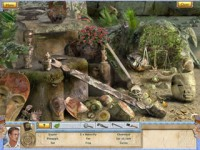 Alabama Smith in the Quest of Fate Game screenshot 3