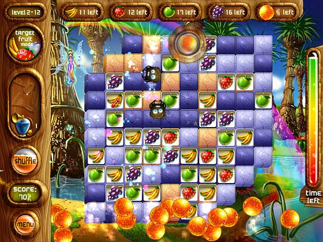 Alice and the Magic Gardens Game screenshot 1