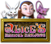 Free Alice's Magical Mahjong Game