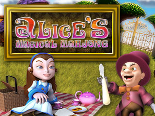 Alice's Magical Mahjong Game screenshot 1