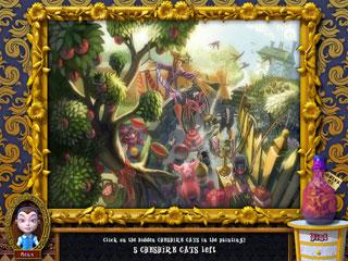 Alice's Magical Mahjong Game screenshot 3