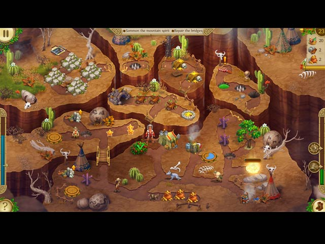 Alicia Quatermain 3: The Mystery of the Flaming Gold Collector's Edition Game screenshot 2