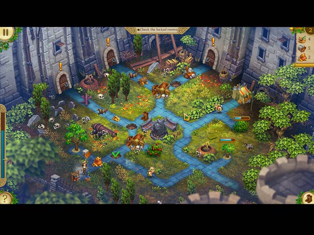 Alicia Quatermain 3: The Mystery of the Flaming Gold Collector's Edition Game screenshot 3
