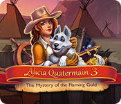 Free Alicia Quatermain 3: The Mystery of the Flaming Gold Game