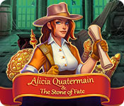 Free Alicia Quatermain and The Stone of Fate Game
