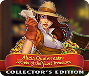 Free Alicia Quatermain: Secrets Of The Lost Treasures Collector's Edition Game
